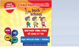 Trở Lại trường – Back To School