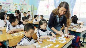 [SHARE] TPHCM triển khai phong trào học tiếng Anh trong trường học